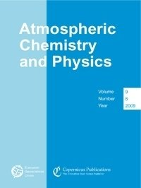 Atmospheric Chemistry and Physics is an open access peer-reviewed scientific journal published by the European Geosciences Union. It covers research on the Earth's atmosphere and the underlying chemical and physical processes, including the altitude range from the land and ocean surface up to the turbopause, including the troposphere, stratosphere, and mesosphere. The establishment of the journas was essentialy initiated by Prof. Ulrich Pöschl who is heading a research group at the Max Planck Institute for Chemistry, Biogeo­chemistry Department, in Mainz.