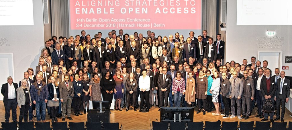 14th Berlin Open Access Conference: 170 participants from 37 countries gathered in the Harnack House of the Max Planck Society